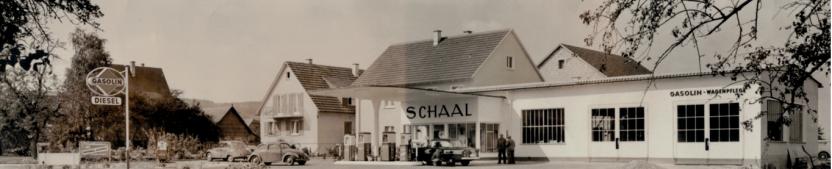 Schranken Schaal Ditzinger Str. 45 1956