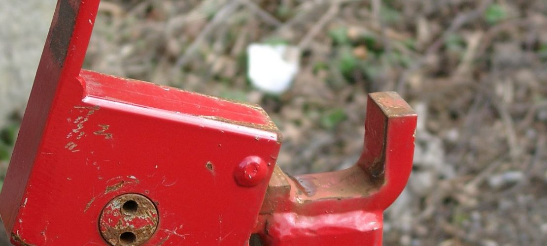 Drehschranke Typ 510 2 Stift Schloß