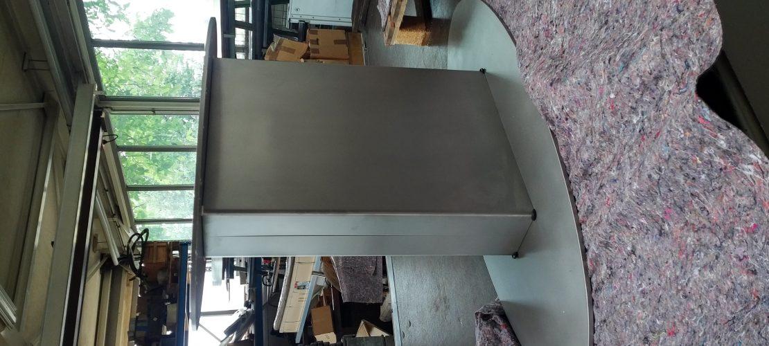Tisch Untergestell Edelstahl